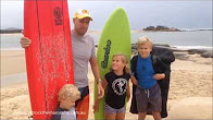 Chad & Family