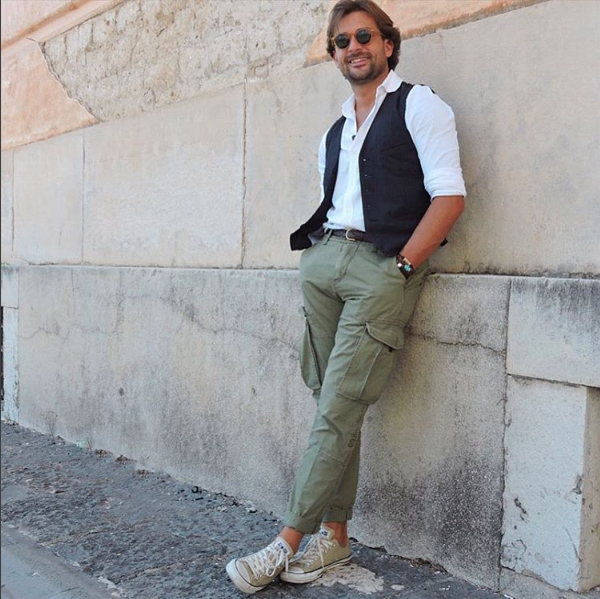Fashion Influencer, Danilo Carnevale 1. Tell Us A Little Bit About Yourself. When Did You Decide To Become A Menswear Ambassador? In life there are always choices to be made and sometimes, for these reasons, will lead to a future that you've probably always wanted. My life was different from that which I lead today, but when I felt inside me that my real passion wanted to get out, I was bound to accept and begin my journey.