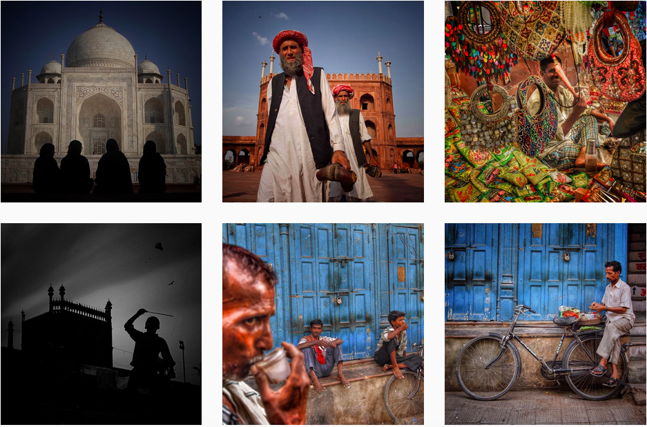 Indian photography influencer Ravi Choudhary captures precious moments of Indian people's daily lives and cultural events in his beautiful Instagram posts. @choudharyravi
