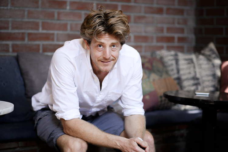 """Vine influencer and comedian Jason Nash 1. Did You Grow Up In LA? I grew up in Boston, moved to New York, then moved here to do TV and movies and then I just fell into vine You know, the TV business kind of really shrunk and I made a movie last year.I was trying to promote it somehow, and I just got on Vine, and Vine took off. That was the only reason I got on Vine. I got on Vine at the right time. I'm making a movie now and that's the big part of the movie, these guys (Brandon Calvillo and I). There is over saturation in every app and you have to get on it at the right time, so they have a plot to try and get more followers. 2. How Long Have You Been On Vine All Together Now? It's been about two years. 3.Has There Been Any Specific Change In Your Life Since You Became An Influencer? Yeah, I mean like, I can pay my bills. That's the big change. A funny story, my wife is like """"What are you doing?Why are you doing this?"""" I was like """"I know it's going to be something.Like I just know it's got to be something if all of those people have phones and you're able to just put something out so easily. And I'm used to people having to say no all of the time. When you work in TV, they're like """"Nope, Nope. No we don't want that."""" And they'll pay you, they'll pay you for something for 6 months. And then we're like """"We're ready to shoot,""""and they're like """"No, sorry.We are going to do my friends project."""" That's what's nice about this, it's autonomous."""