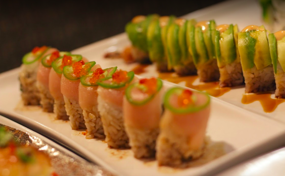 SUSHI & OTHER ROLLS -