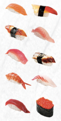 O' Sushi Nigiri Photos