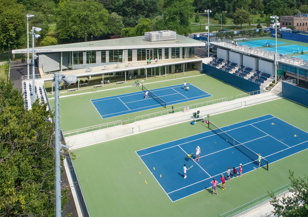 Cary Leeds Center for Tennis and Learning