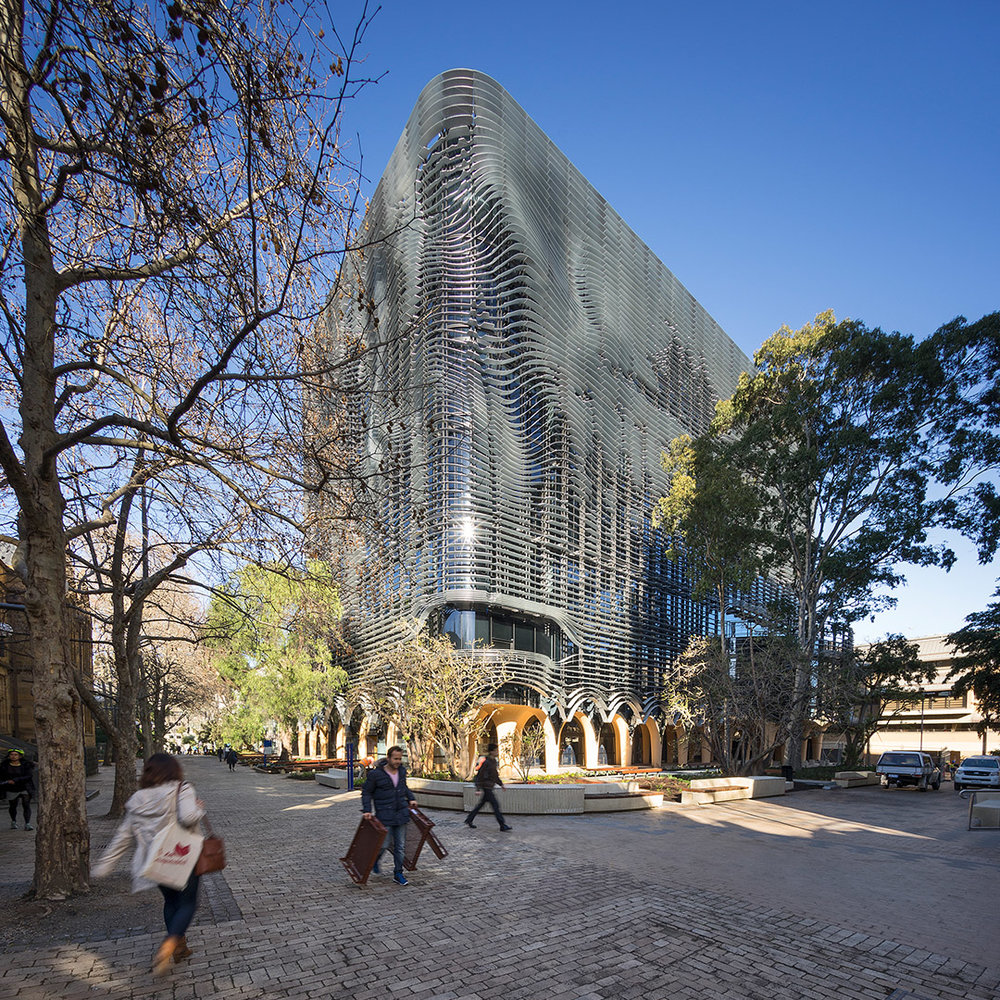 Arts West, University of Melbourne