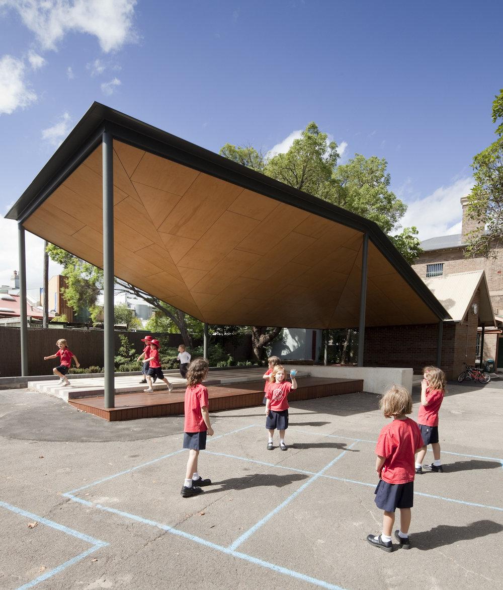 Australia Street Primary School COLA