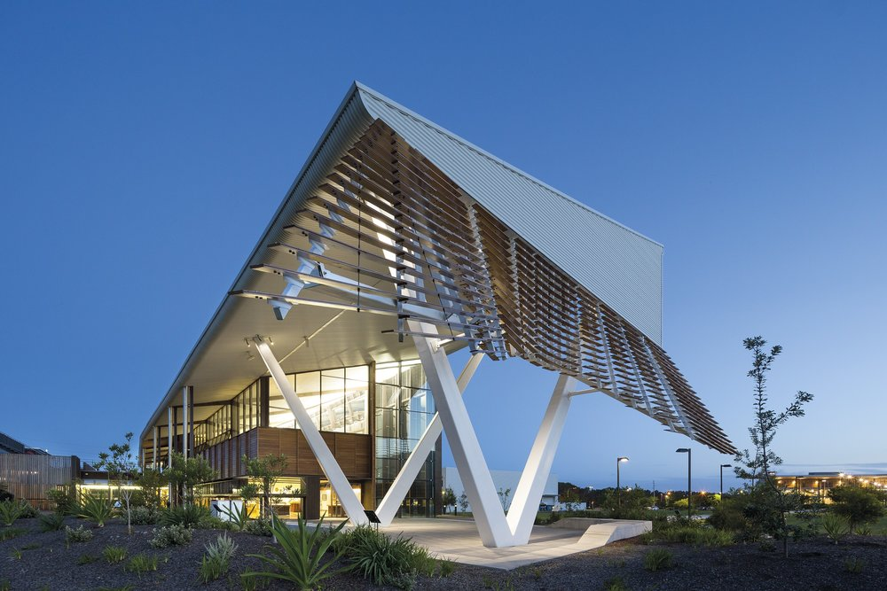 University of Wollongong Sustainable Buildings Research Centre