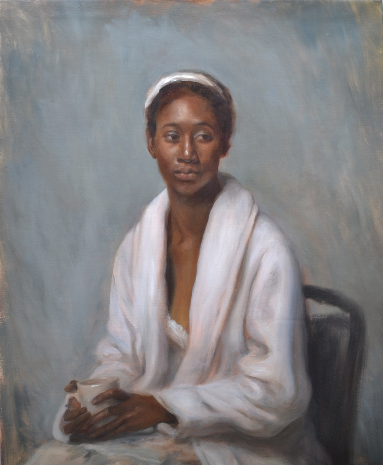 YoungWomanWithCoffee34x28oil2012Copy.jpg
