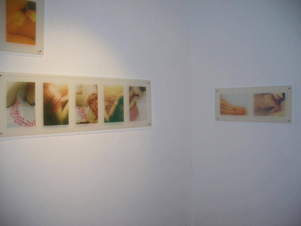 accrochage  Isy Brachot gallerie-  bruxelles-2007-5.JPG