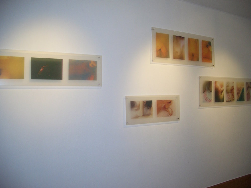 accrochage  Isy Brachot gallerie-bruxelles- 2007-4.JPG