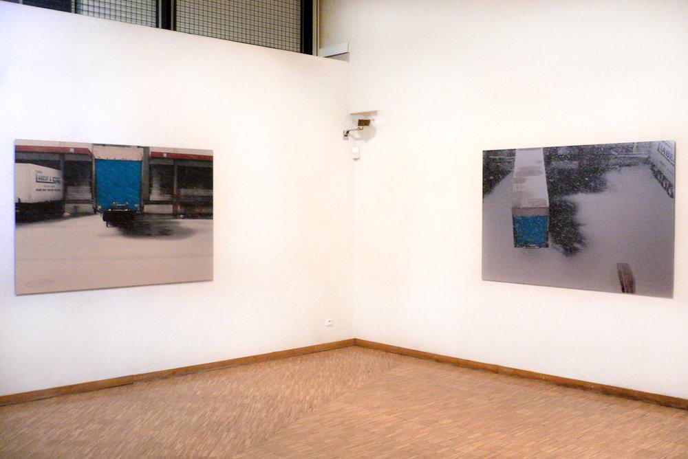 CENTRE CULTUREL A.MALRAUX-La dimension cachée-Kremlin Bicetre camion 2-2007.JPG