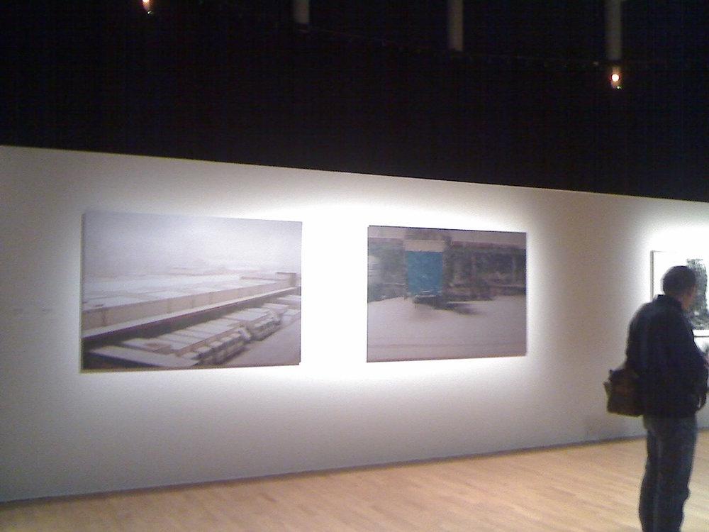 Centre culturel Biris Vian-La dimension cachée-Camion 2-2007.jpg