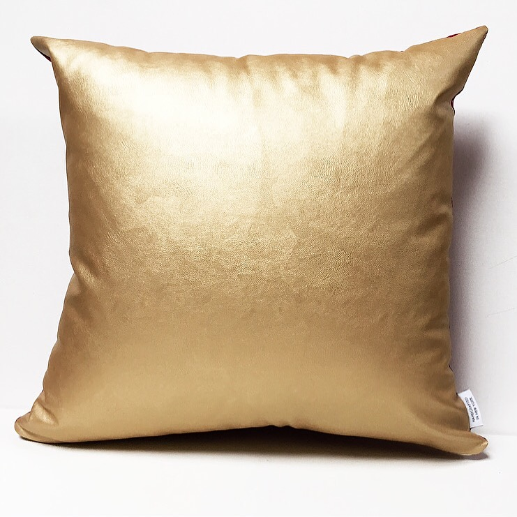 Bright Gold Pillow