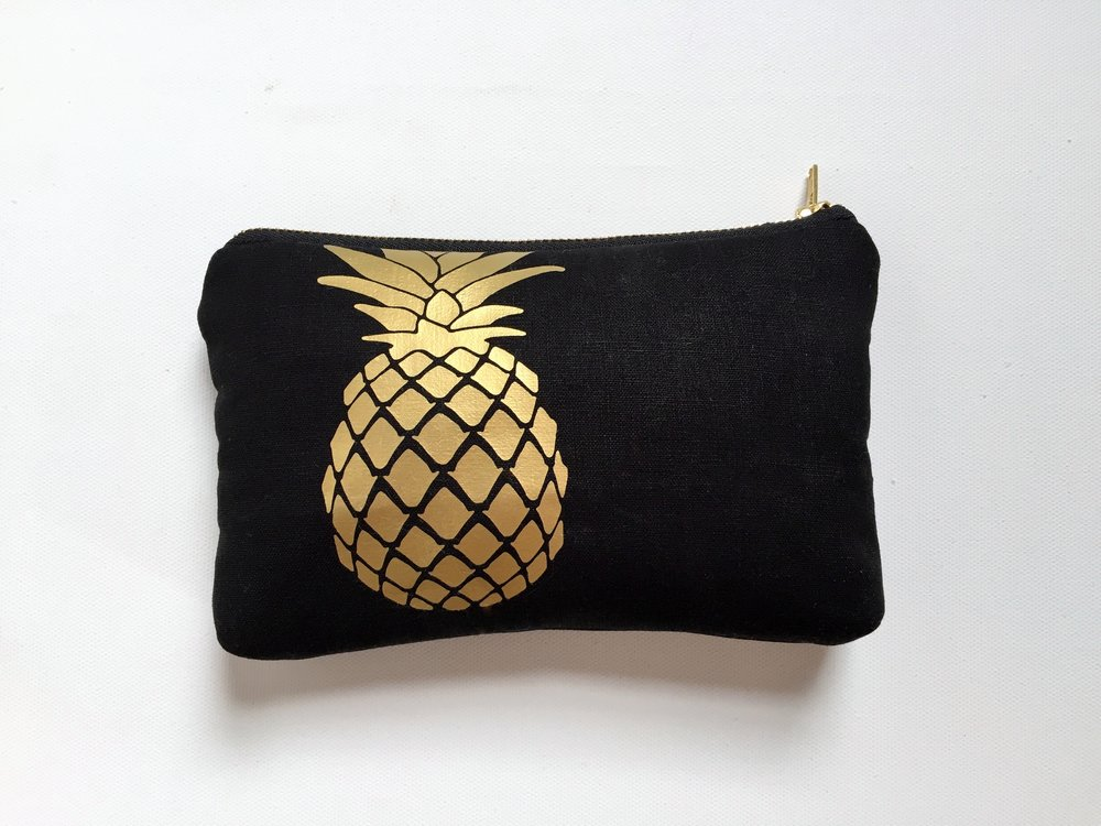 Custom Order: Pineapple Bag