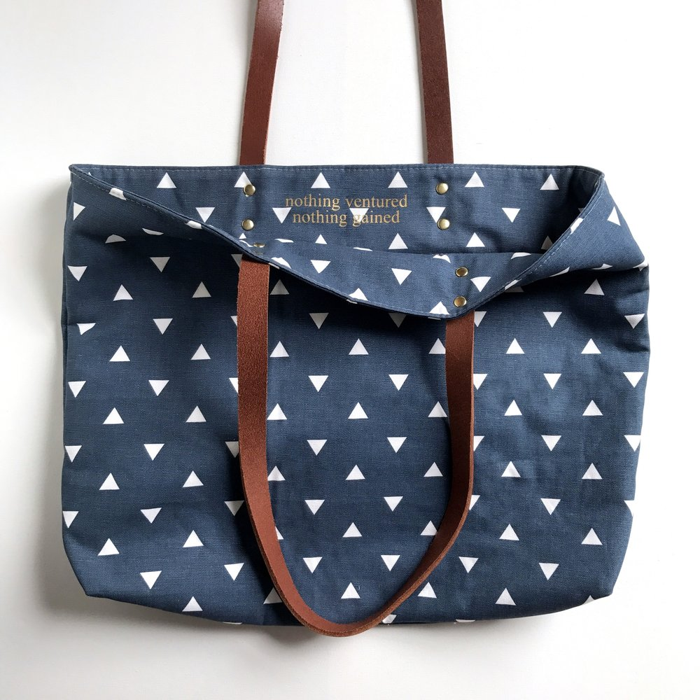 August Tote w. Secret Message