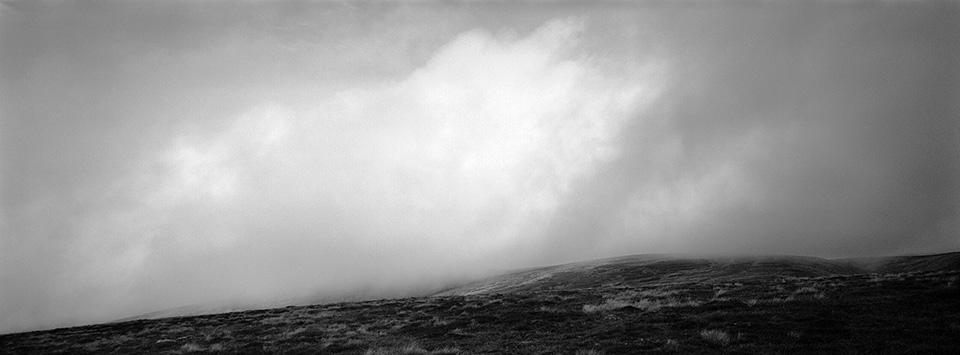 Mist, Glen Prosen, Angus, Scotland