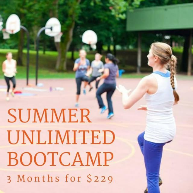 Summer FLASH Sale! From now until July 7 buy our summer season pass and get unlimited bootcamp and yoga classes for just $229! You'll save more than $150 on your 3 month membership! Awesome, I know.  # As always your first workout is free! Join us MWF at 6am or T/TH at 7am or 6pm at Alberta Park! # Direct link is in profile or head to portlandoutdoorfitness.com  # #portlandoutdoorfitness #bootcamp #lovelifebefit #sproutwellness #portlandfitness #functionalfitness #optoutside #bootycampfitnesspdx #cultivateyourhealth #fitnesssausage #trainingforlifesadventures #getoutside #momsgonestrong #crossfit #fitfam #community #portland #pnw #hiit #functionaltraining
