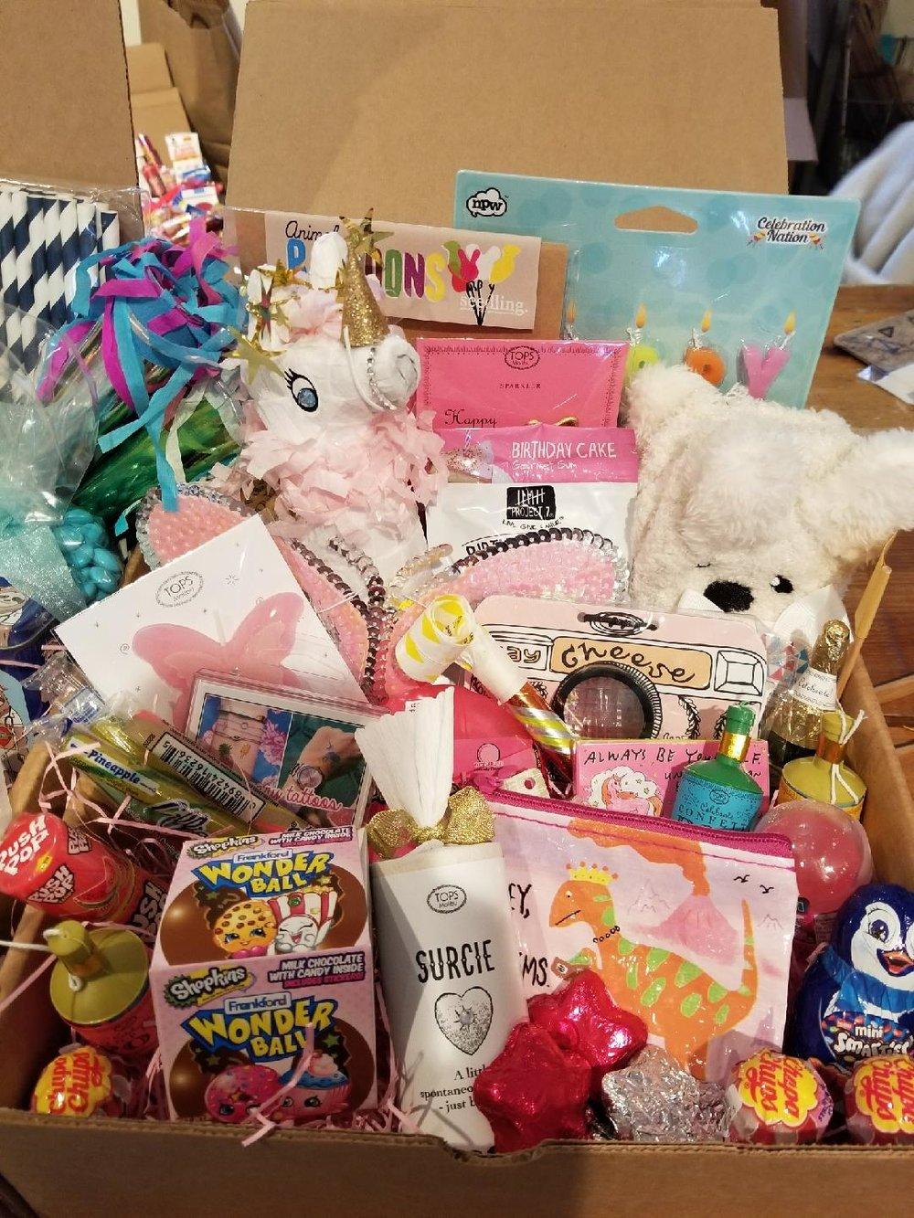 Birthday Girl Box