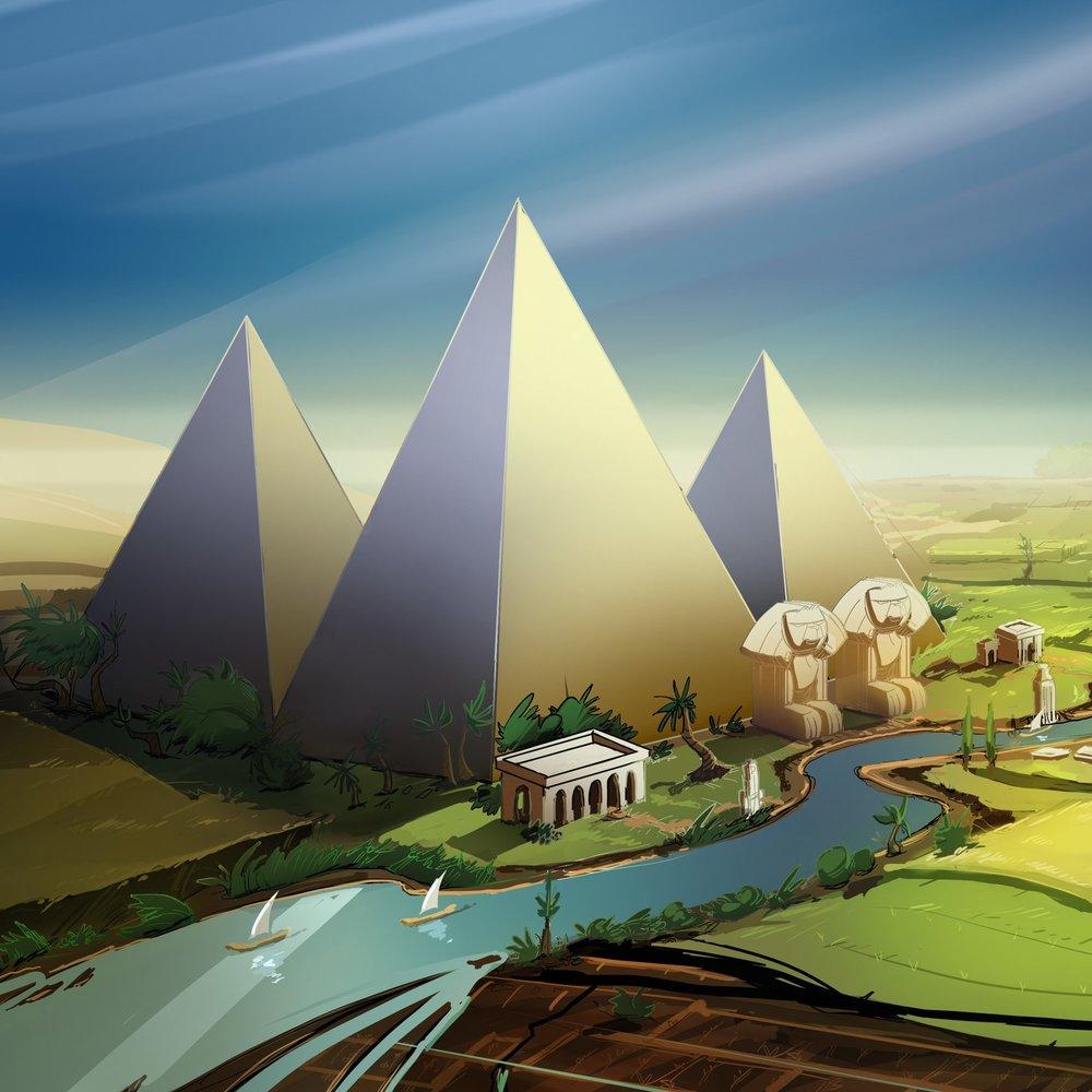 Lachish - The Everlasting Empire