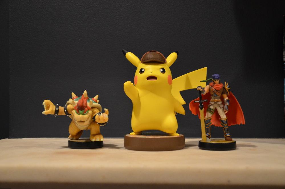Detective Pikachu size comparison