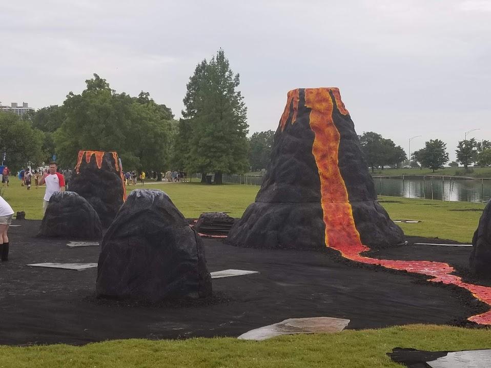 The Volcano Biodome