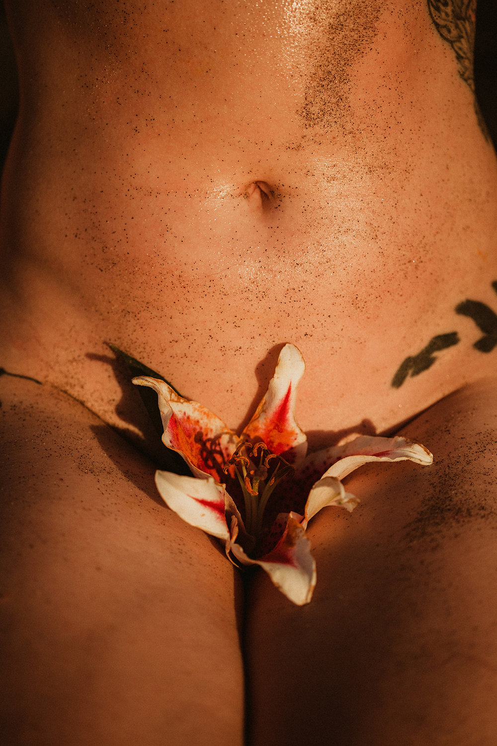 Connect deeply with the creative & life-affirming power of pleasure. -