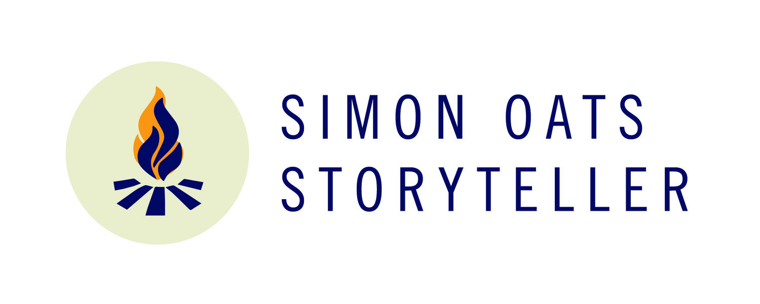 Simon Oats Storyteller