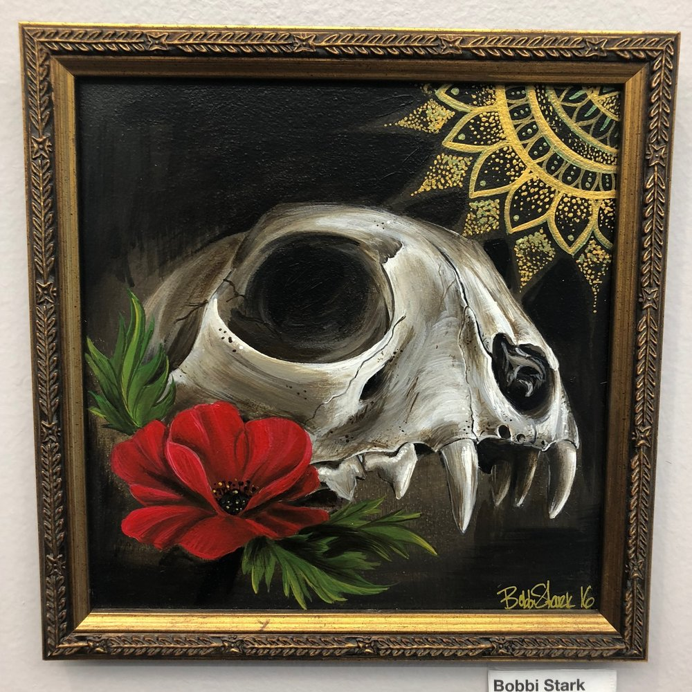 PORTENTS - ACRYLIC $130