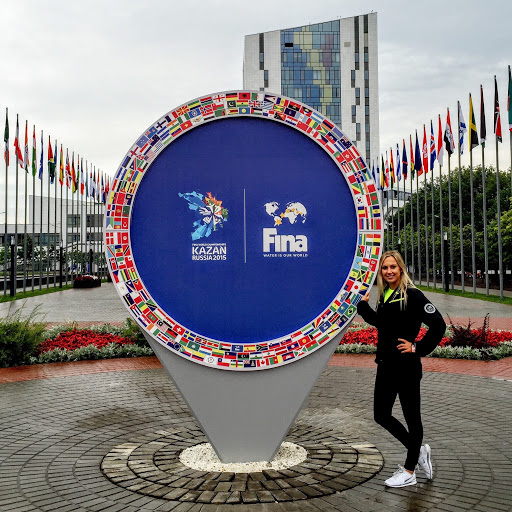 2015 FINA World Championships in Kazan, Russia