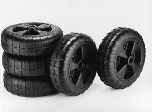 ROLLING WHEELS - Wheels are available in 18