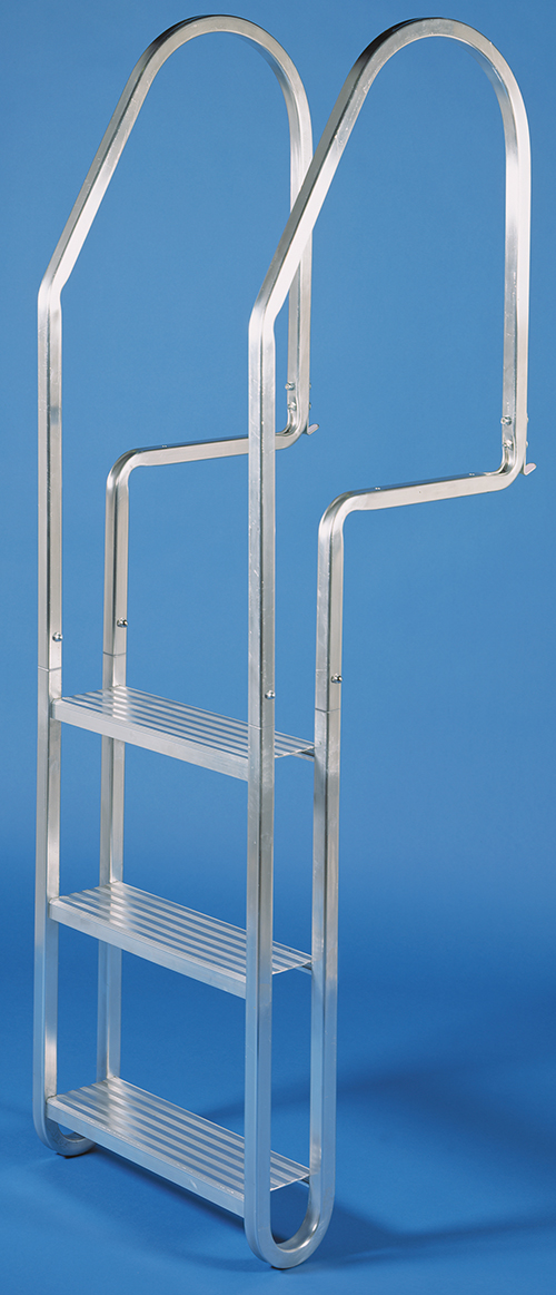 KWIK RELEASE ALUMINUM - This Ladder is manufactured with 1