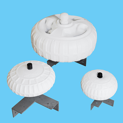 INFLATABLE DOCK WHEELS - 9