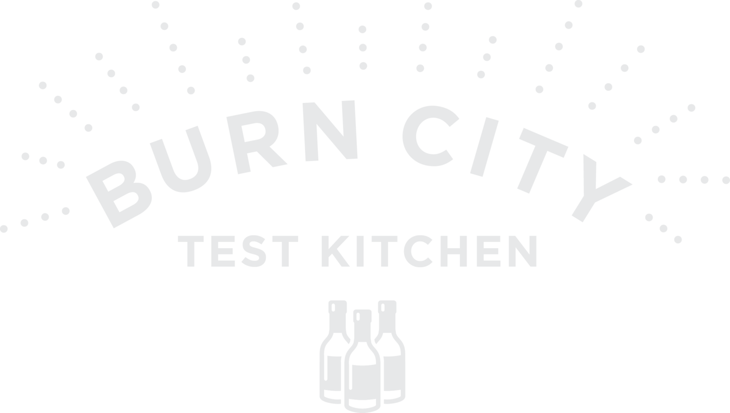 Burn City Test Kitchen