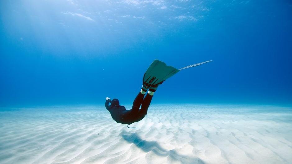 Freediving in Bali Group Trip