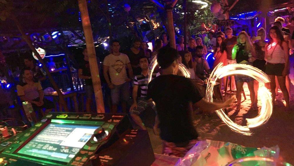 Gili Trawangan Party Trips