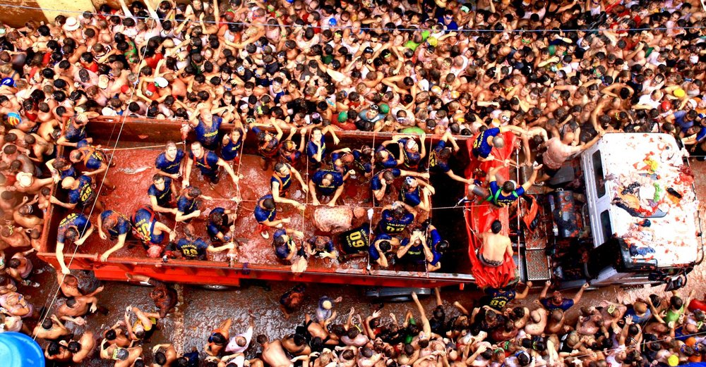 Tomatina Spain Trip by When in City