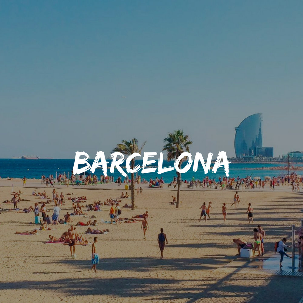 Visit Barcelona with When in City Group Trip
