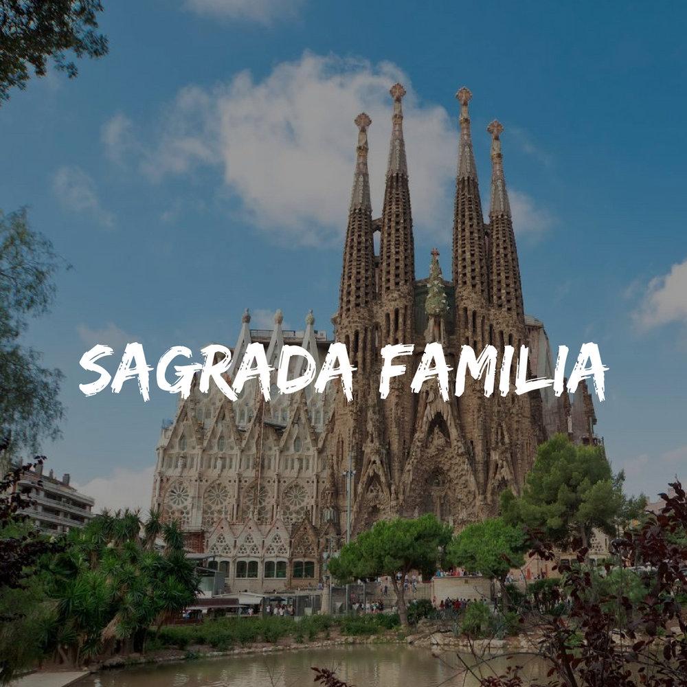 Sagrada Familia visit in Spain for Indian Travel Groups