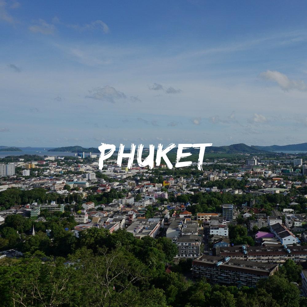 Thai Group Trip | When in City