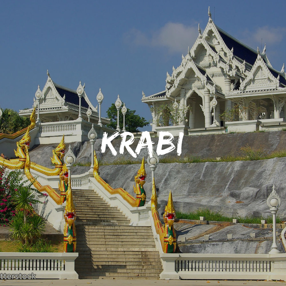 Explore Krabi with a Group of Solo Travellers