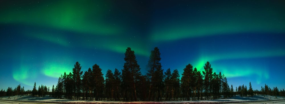 Northern Lights Trip to Finland from India in a Fun Group