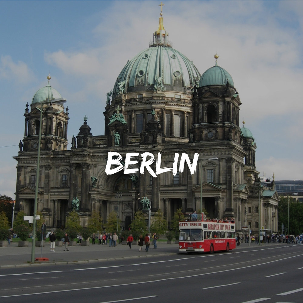 Visit Berlin and explore its parties on backpack trip