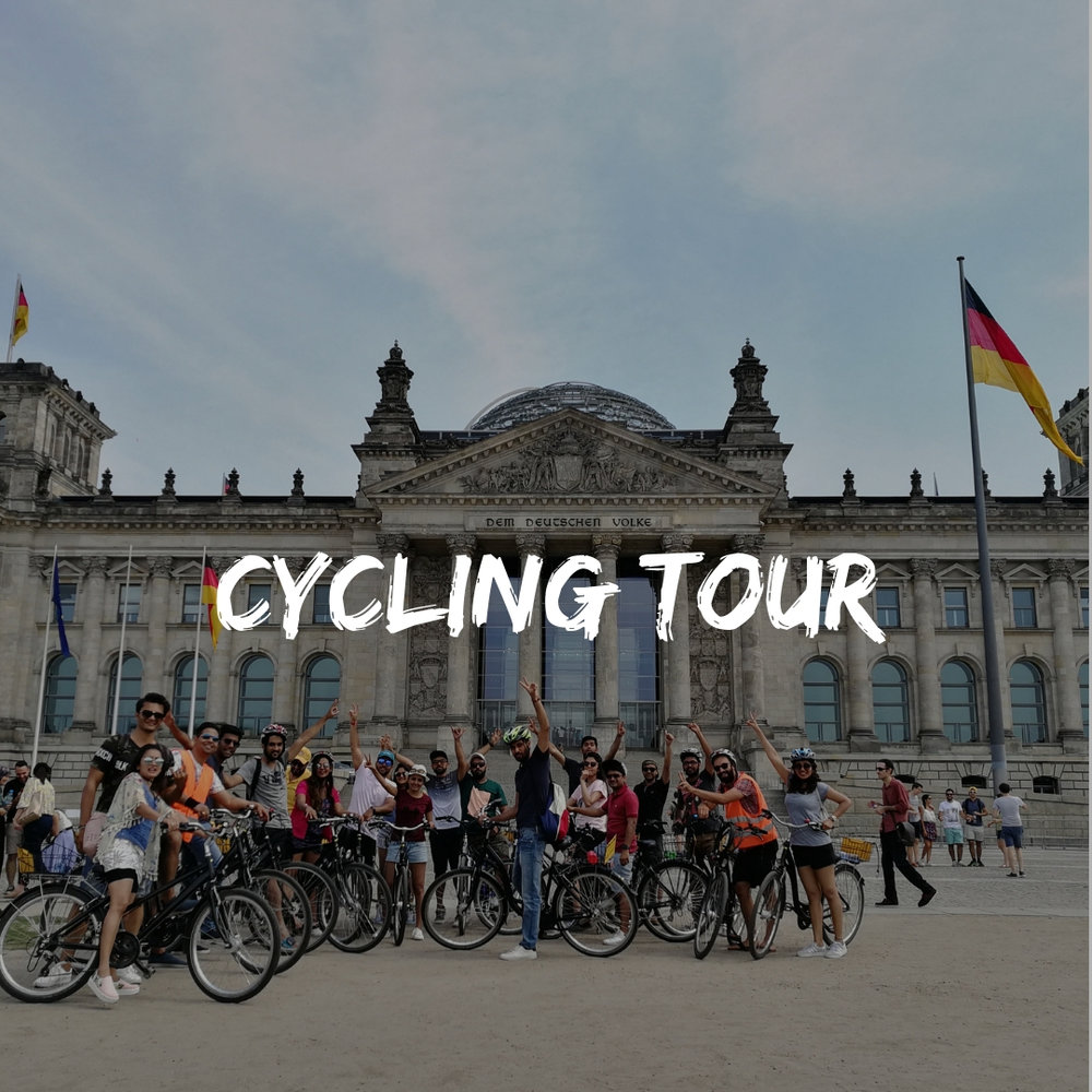 Cycling Tour in Europe with Great Guides during a Group Trip