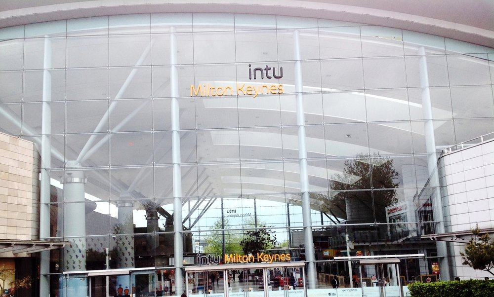 MK SHOPPING CENTRE -