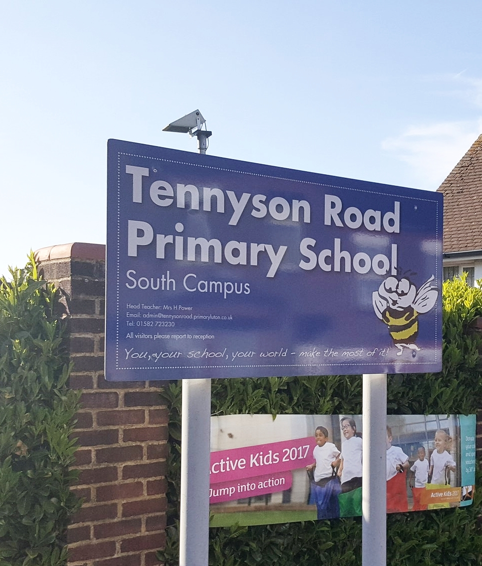 TENNYSON ROAD SCHOOL -