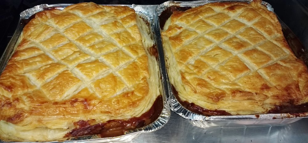 Steak Pie for 6-8 @ £27