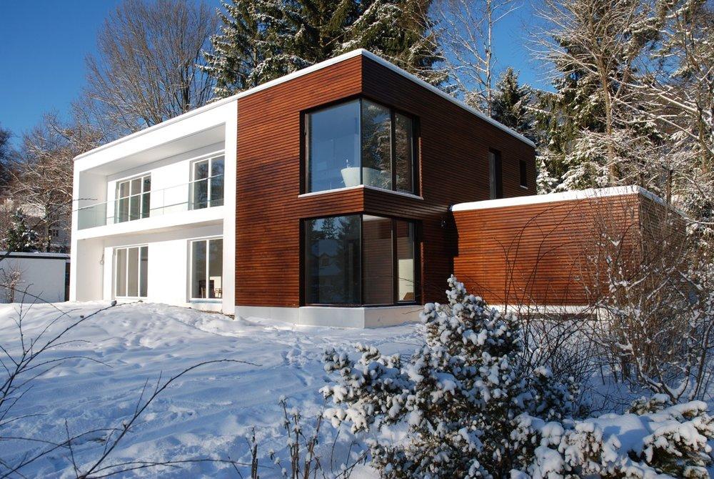 60er Jahre Haus Starnberg Steiner Architektur