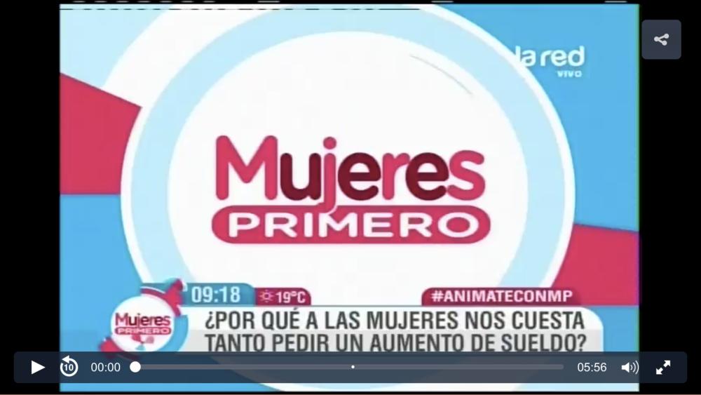 La Red: Medio chileno audiovisual, en línea y conectado con las redes sociales y el mundo digital.