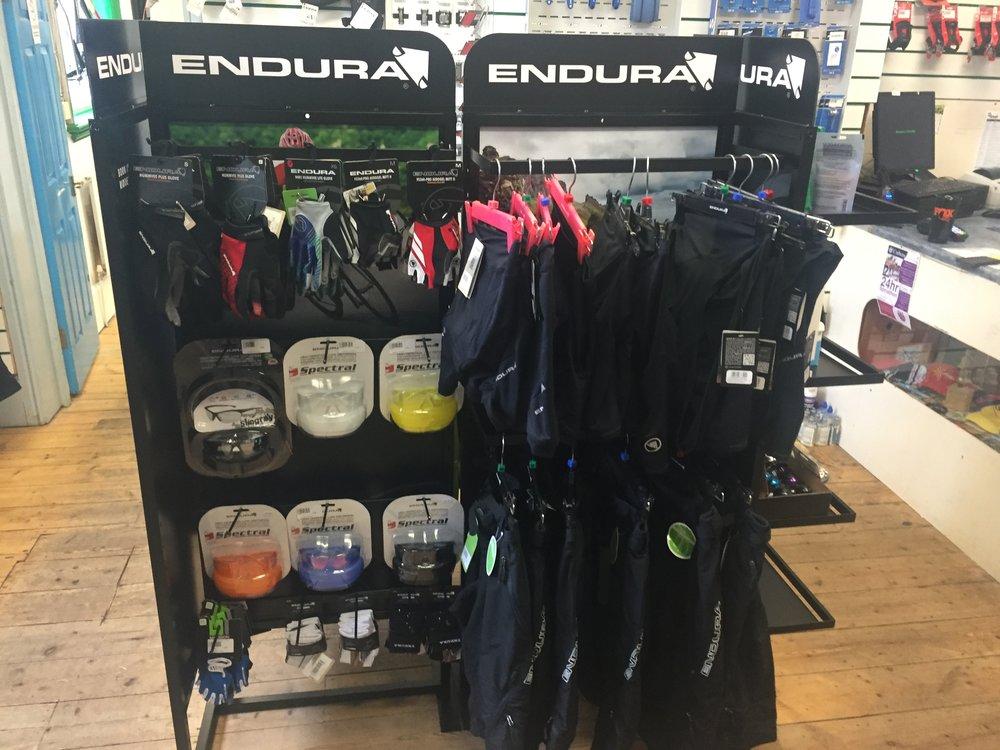 Expanded Endura range