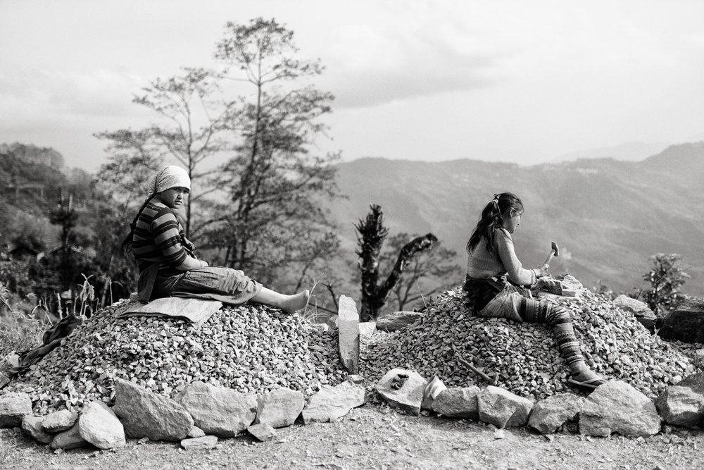 Dzongu, Sikkim.
