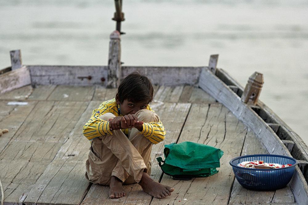 Varanasi, Uttar Pradesh.
